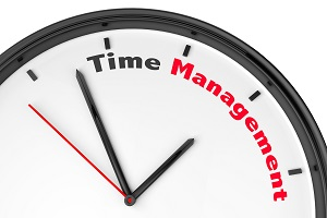 Time management techniques for small business